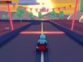 Игра  3D Racing Cart Game
