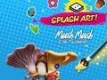 Игра Mush-Mush and the Mushables Splash Art