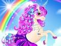 Игра Dress Up Unicorn