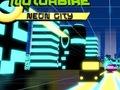 Игра Motorbike Neon City