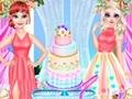 Игра Wedding Cake Master