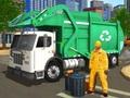 Игра City Cleaner 3D Tractor Simulator