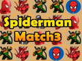 Игра Spiderman Match3