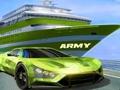 Игра US Army Tank Cargo Transport Simulator