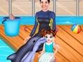 Игра Baby Taylor Aquarium Tour
