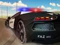 Игра Police Car Chase Driving Sim