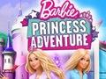 խաղ Barbie Princess Adventure Jigsaw