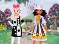 Игра Fashion Fantasy: Princess In Dreamland