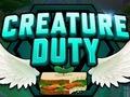 Игра Creature Duty