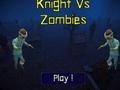 Игра Knight Vs Zombies