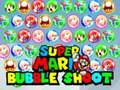 Mäng Super Mario Bubble Shoot