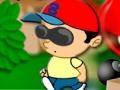 Cluiche Bomber Kid