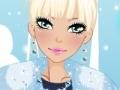 Игра Winter makeup