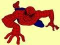 Игра Spiderman Online Coloring