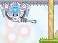 Lojë Laser Cannon 2