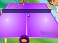 Игра Table Tennis Dora