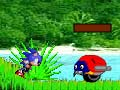 Spēle Sonic In Angel Island