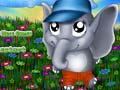 Mäng Baby Elefant Dress Up