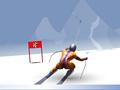 Mäng Downhill Skii