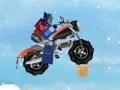 Igra Transformers Prime Ice Race