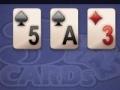 Игра Three cards