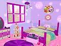 Joc Purple Bedroom