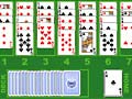 Joc Crystal Golf Solitaire