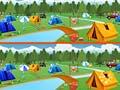 Jeu Camping Differences