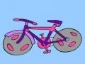 Igra Coloring: Sport bike