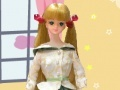 Igra Dress up doll schoolgirl