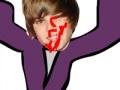 Spel Hit Justin Bieber!